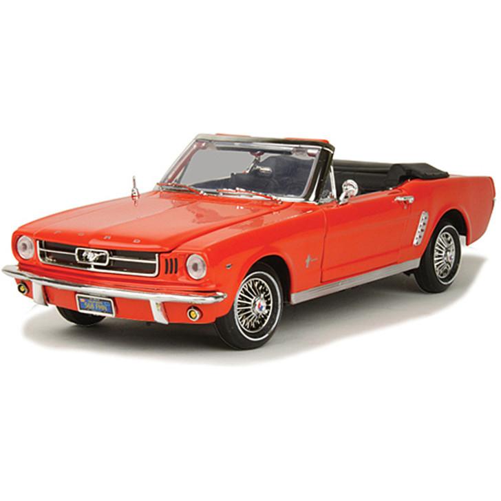 1964 1/2 Ford Mustang 289 Convertible Main Image