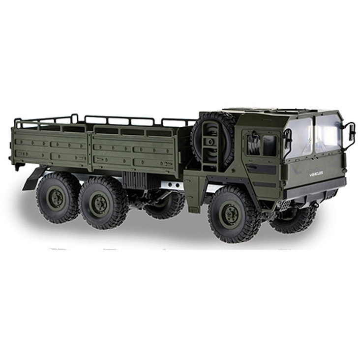 Remote Control Military 6x6 Transport Main Image