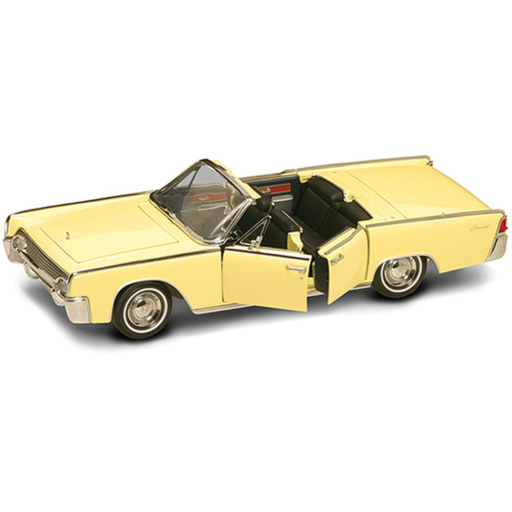 1961 Lincoln Continental - yellow Main Image