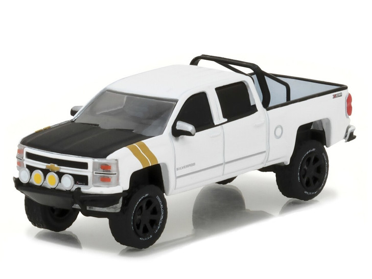 Greenlight 164 All-Terrain Series 5 - 2015 Chevy Silverado Solid Pack 164 Scale Diecast Model by Greenlight GL35070-E
