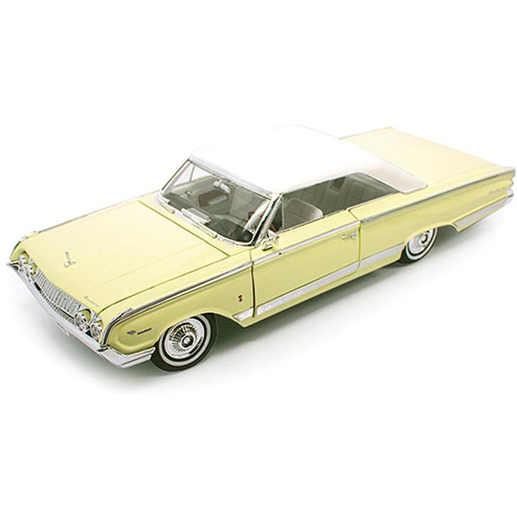 1964 Mercury Marauder - Yellow Main Image