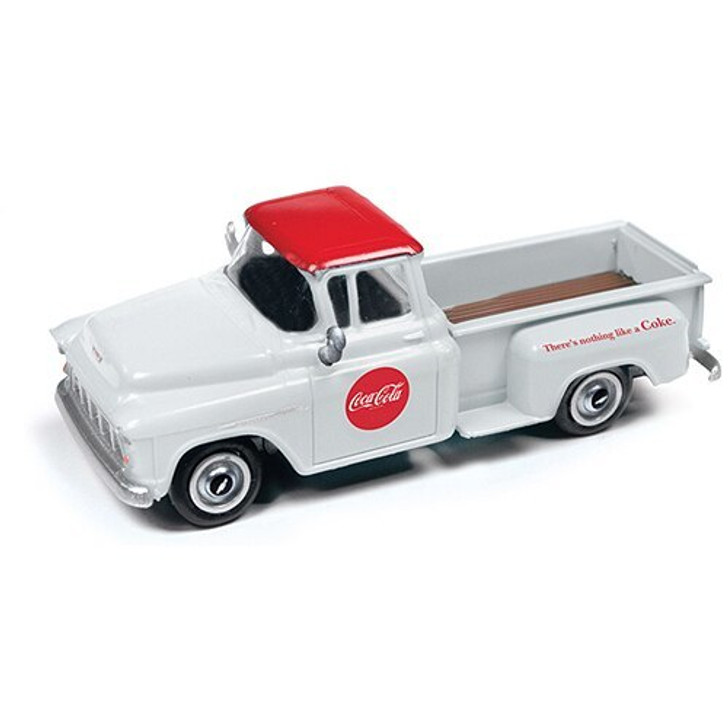 Classic Metal Works 1955 Chevy Coca-Cola Pickup 187 Scale Diecast Model by Classic Metal Works 19199NX