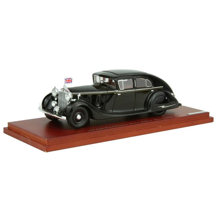 1936 Rolls-Royce Phantom III - Monty's Rolls Main Image