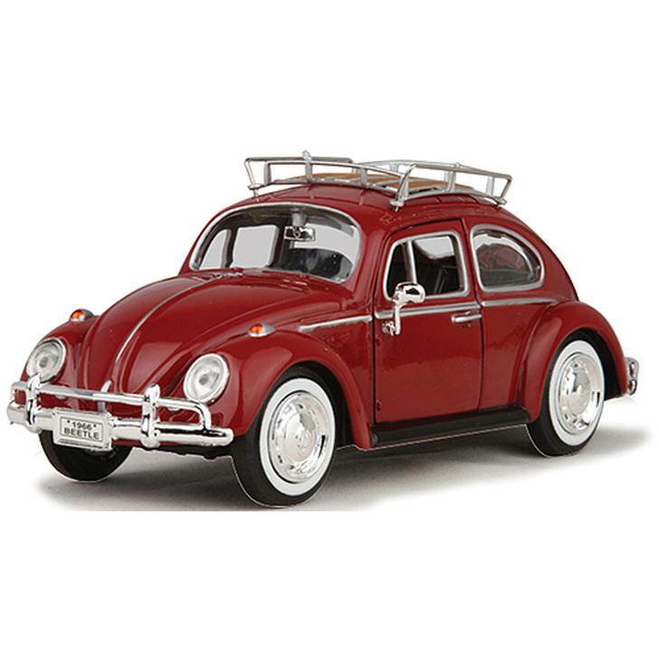 1966 VW Beetle & Roof Rack Main Image