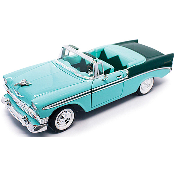 1956 Chevy Bel Air Convertible Main Image