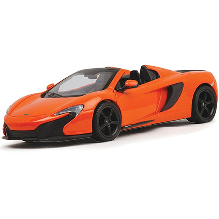 McLaren 650S Spider - orange Main Image
