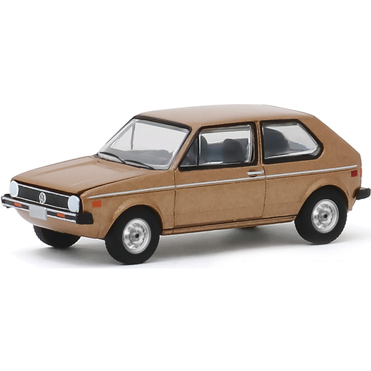 1977 Volkswagen Rabbit - The Champagne Edition 1:64 Scale Diecast Model by Greenlight Main Image