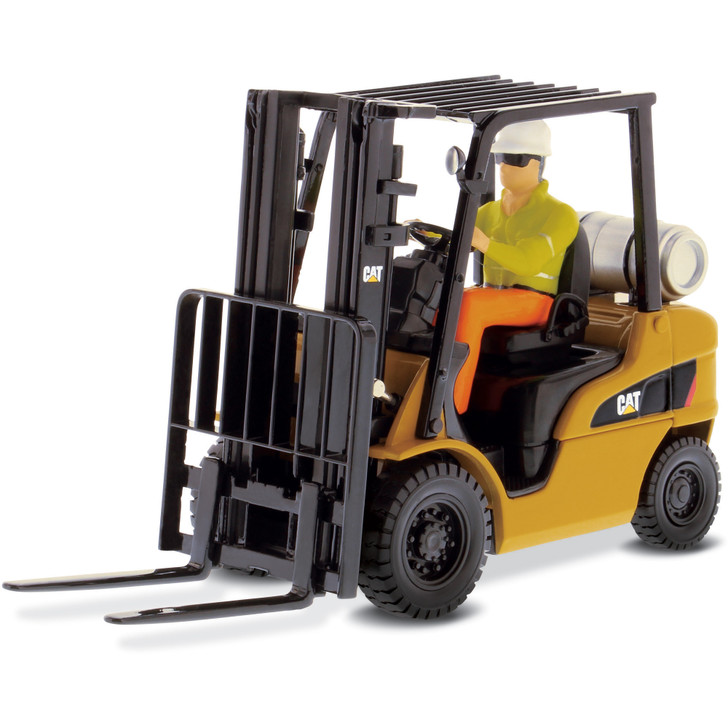 Caterpillar P5000 Fork Lift Truck 1:25 Scale Diecast Model by Diecast Masters Main Image