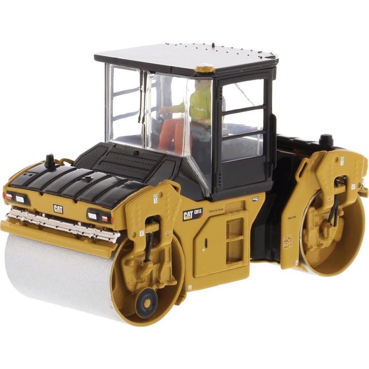 Caterpillar CB-13 Tandem Vibratory Roller with Cab Main Image