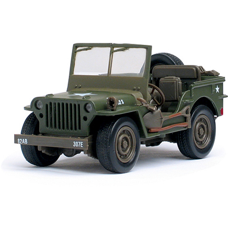 WWII Willys Jeep Main Image