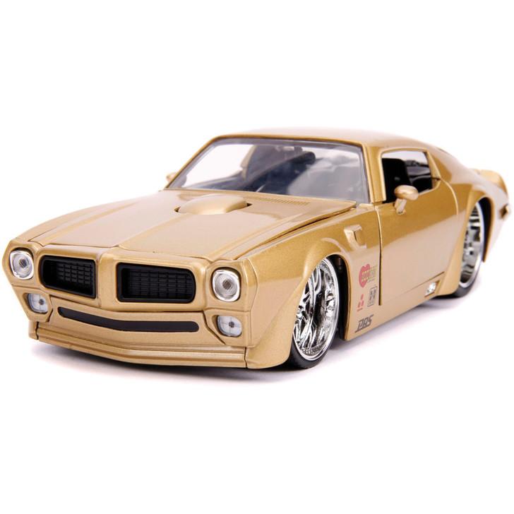 1972 Pontiac Firebird 1:24 Scale Diecast Model by Jada Main Image