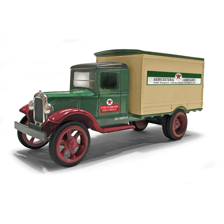 Texaco 1931 Hawkeye Delivery Truck 1:34 Scale Diecast Model by Vintage Fuel Main Image