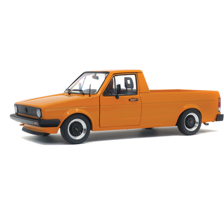 1982 VW Mark 1 Pickup Truck 1:18 Scale Diecast Model by Solido Main Image