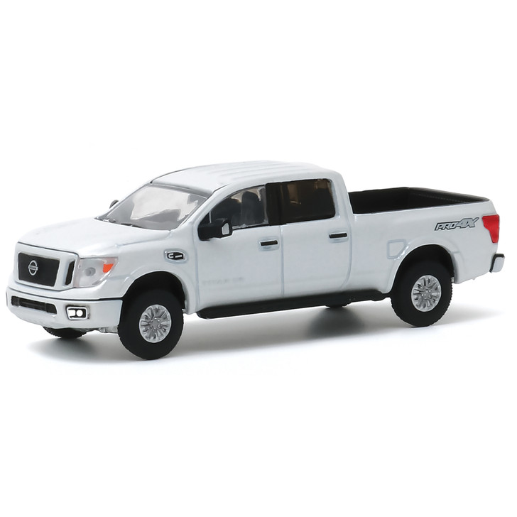 2019 Nissan Titan XD Pro-4X - Pearl White Solid Pack Main Image