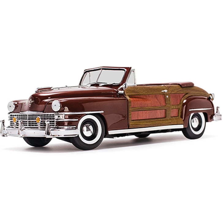 1948 Chrysler Town & Country - Costa Rica Brown Main Image