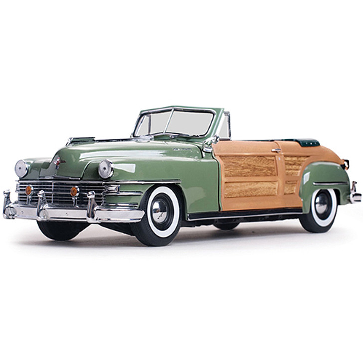 1948 Chrysler Town & Country - Heather Green Main Image