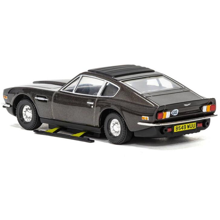 James Bond 007 Aston Martin V8 Vantage Volante from The Living Daylights 1:36 Diecast Replica Model by Corgi