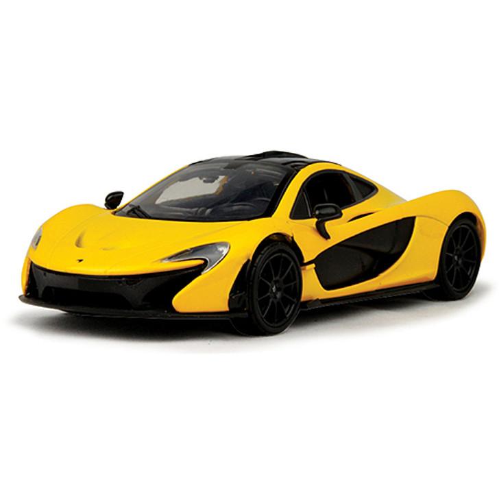 McLaren P1 Hypercar - Yellow Main Image