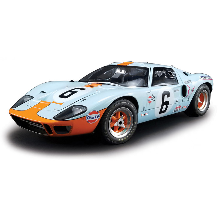 1969 Le Mans Champion #6 Gulf Ford GT40 Main Image
