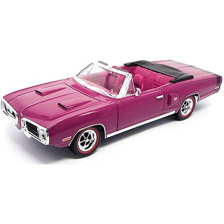 Road Signature 1970 Dodge Coronet R/T Convertible 118 Scale Diecast Model by Road Signature 18121NX 888693254821