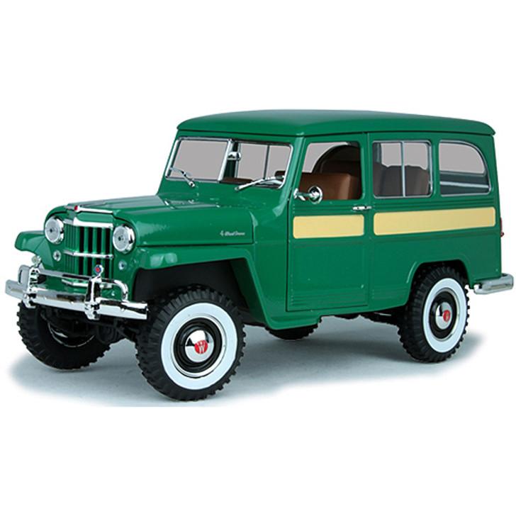 1955 Willys Jeep 4x4 Wagon Main Image