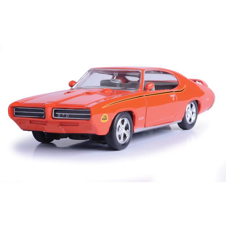 1969 Pontiac GTO Judge Main Image
