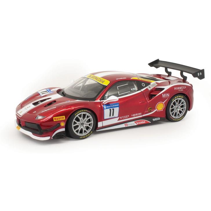 Ferrari Racing - 488 Challenge #11 Main Image