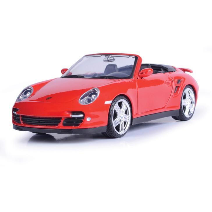 Porsche 911 Turbo Cabriolet 997 Main Image