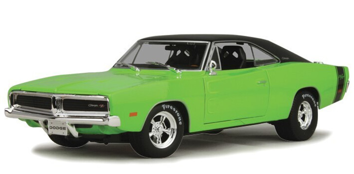 Maisto 1969 Dodge Charger R/T Design 118 Scale Diecast Model by Maisto 18835NX