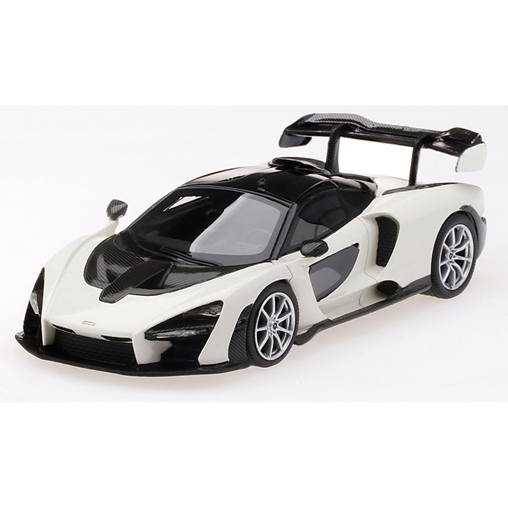 McLaren Senna - White Main Image
