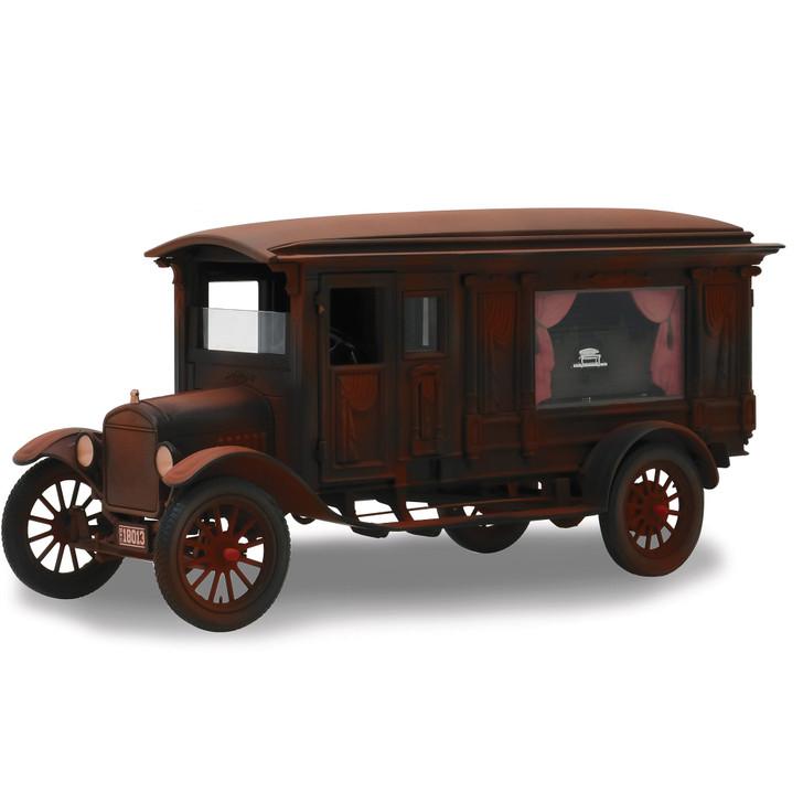 1921 Unrestored Barn Find Model T Hearse Main Image