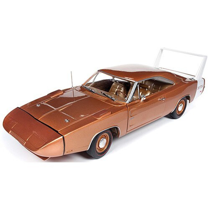 American Muscle - Ertl 1969 Dodge Charger Daytona 118 Scale Diecast Model by American Muscle - Ertl 19184NX