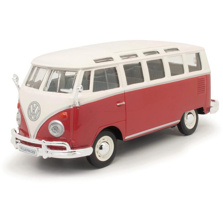 Volkswagen Samba Van Main Image
