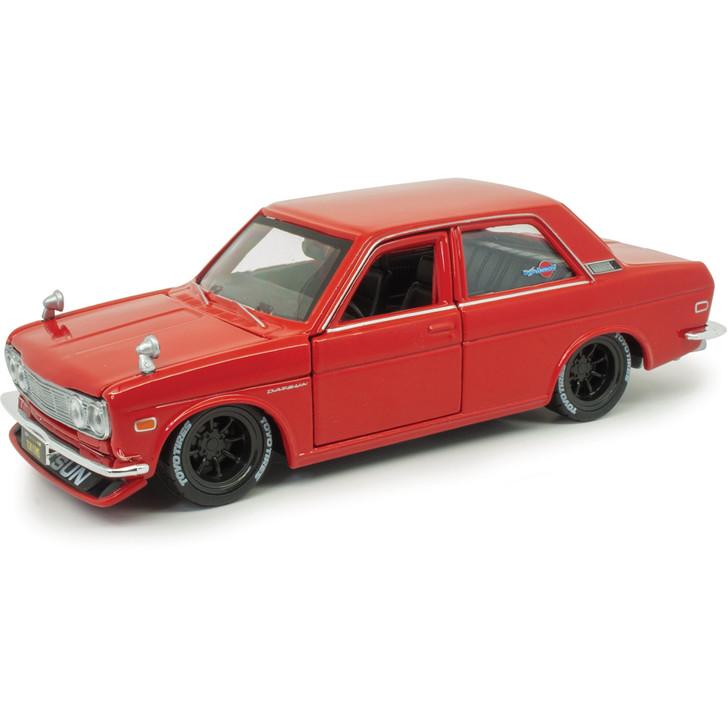 1971 Datsun 510 Diecast Model Kit Main Image