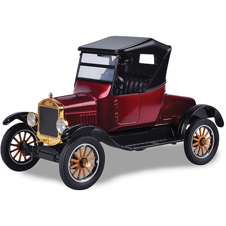 1925 FORD MODEL T RUNABOUT - TOP UP Main Image