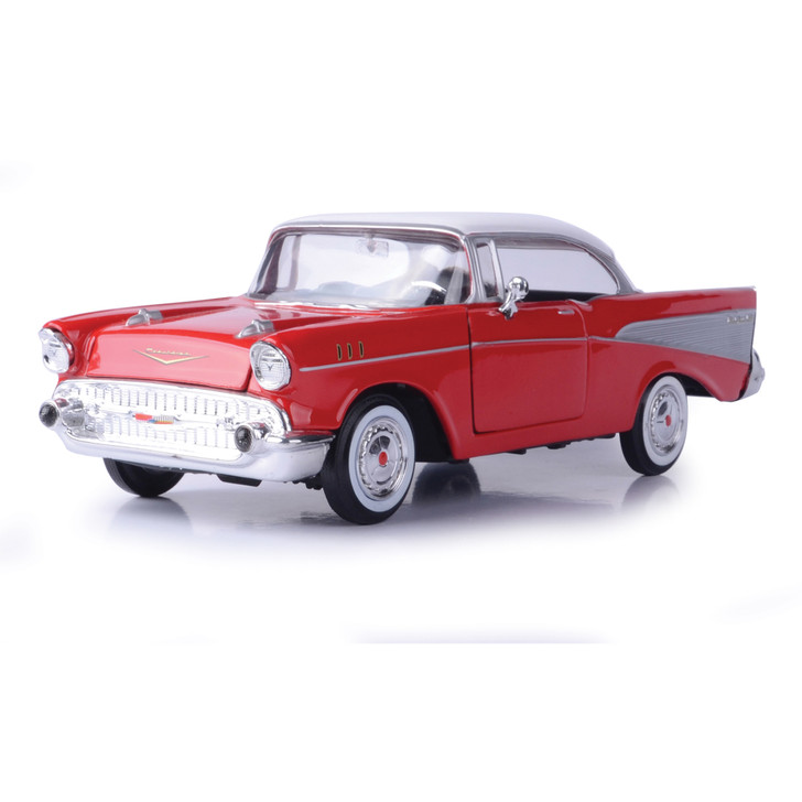 1957 Chevy Bel Air - Red Main Image
