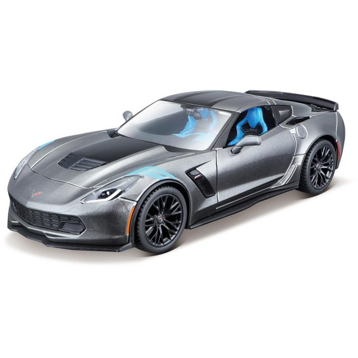 2017 Chevrolet Corvette Grand Sport Diecast Model Kit Main Image