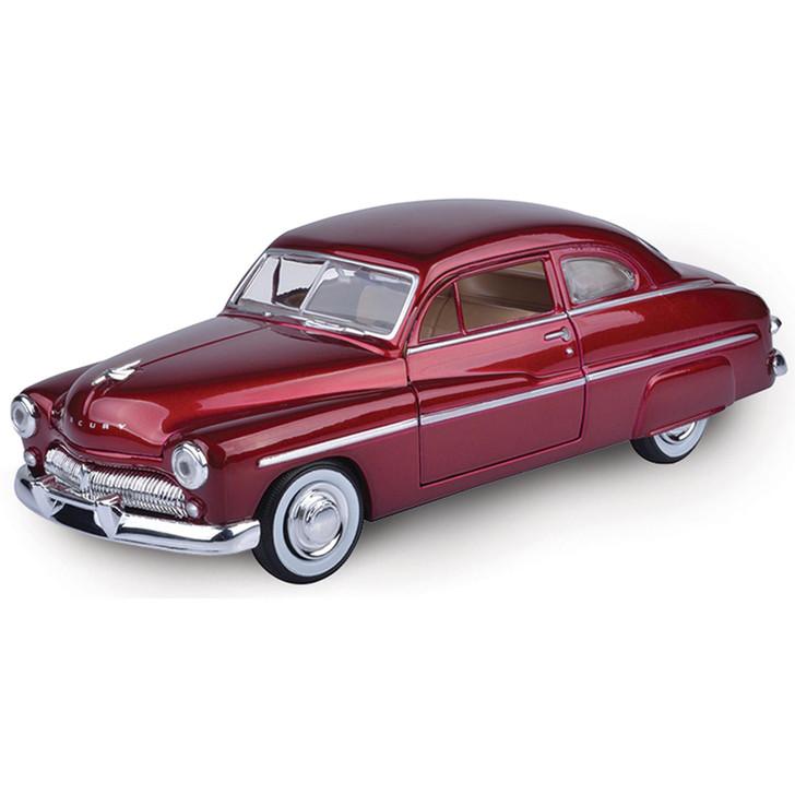 1949 Mercury Coupe - Metallic Red Main Image