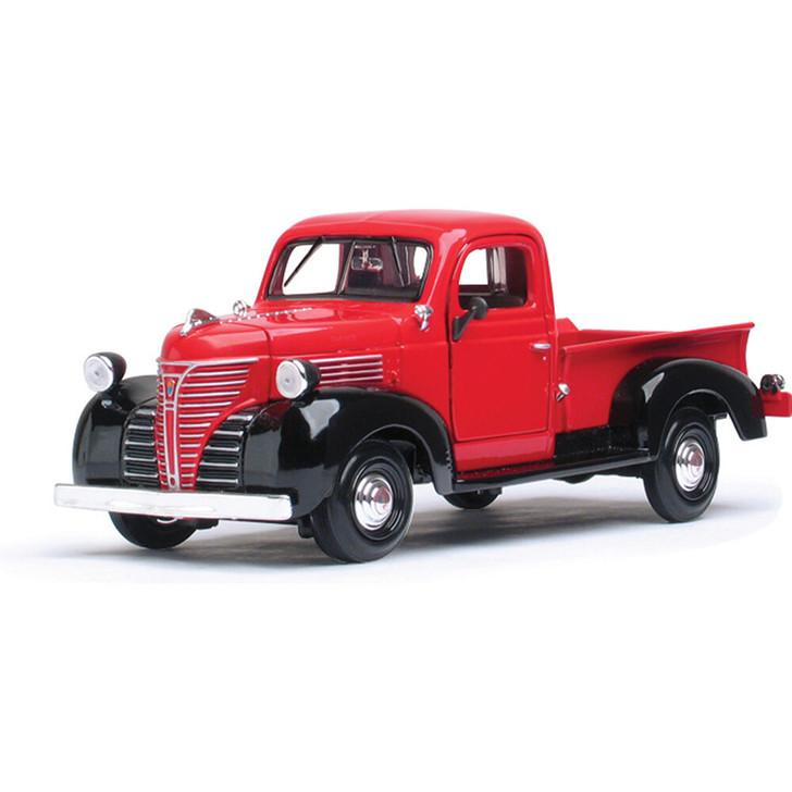 1941 Plymouth Pickup - Red Main Image