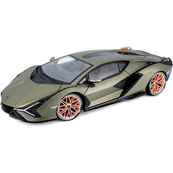 Lamborghini Sián FKP37 Main Image
