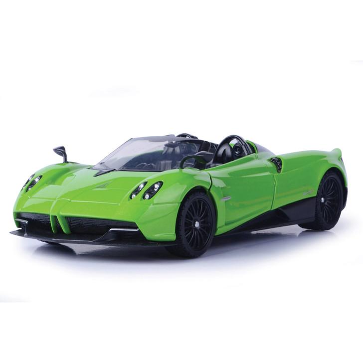 Pagani Huayra Roadster - Mantis Green Main Image