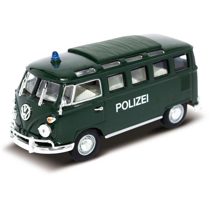 1962 Volkswagen Police Microbus Main Image