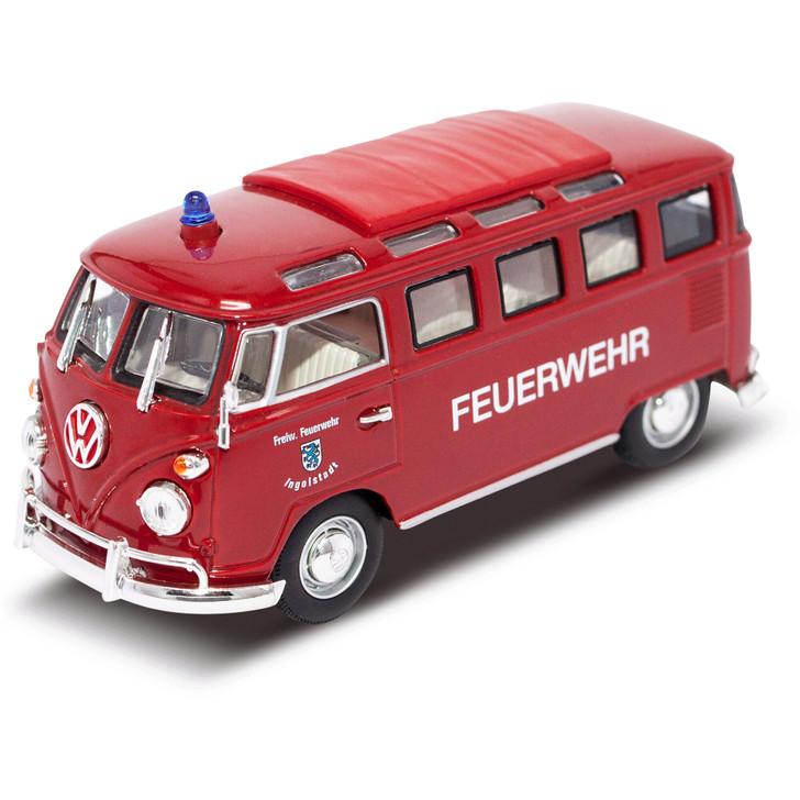 1962 Volkswagen Fire Microbus Main Image