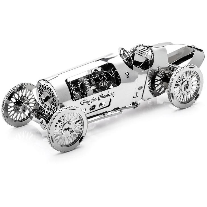 Silver Bullet Mechanical Metal Racing Roadster Main Image