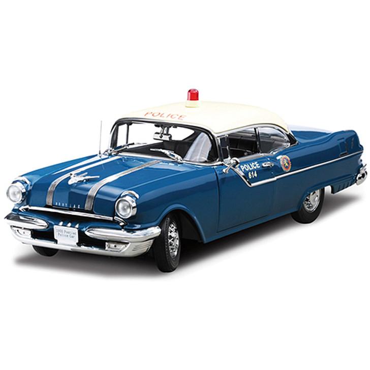 1955 Pontiac Star Chief Police Car Main Image