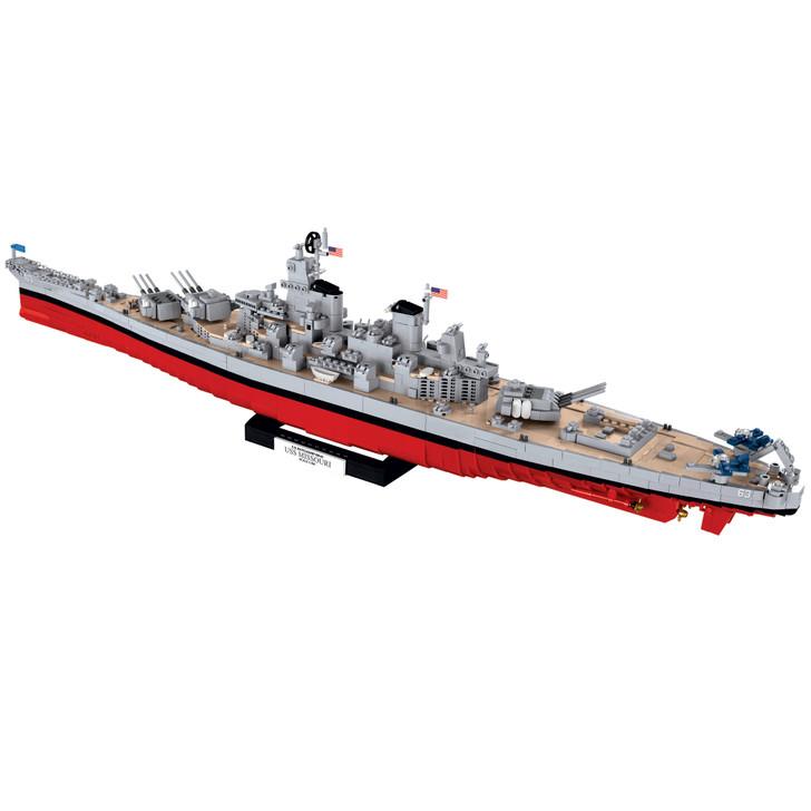 U.S.S. Missouri Battleship Building Kit Main Image