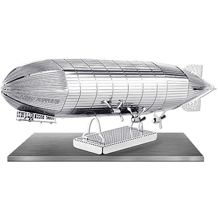 Graf Zeppelin Metal 3D Sculpture Main Image