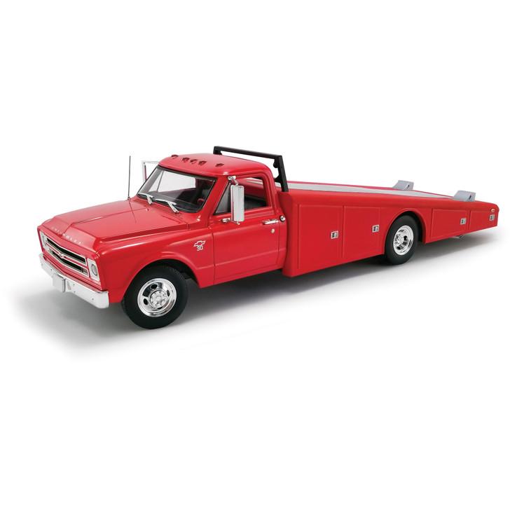 1967 Chevy C30 Ramp Truck - Red Main Image
