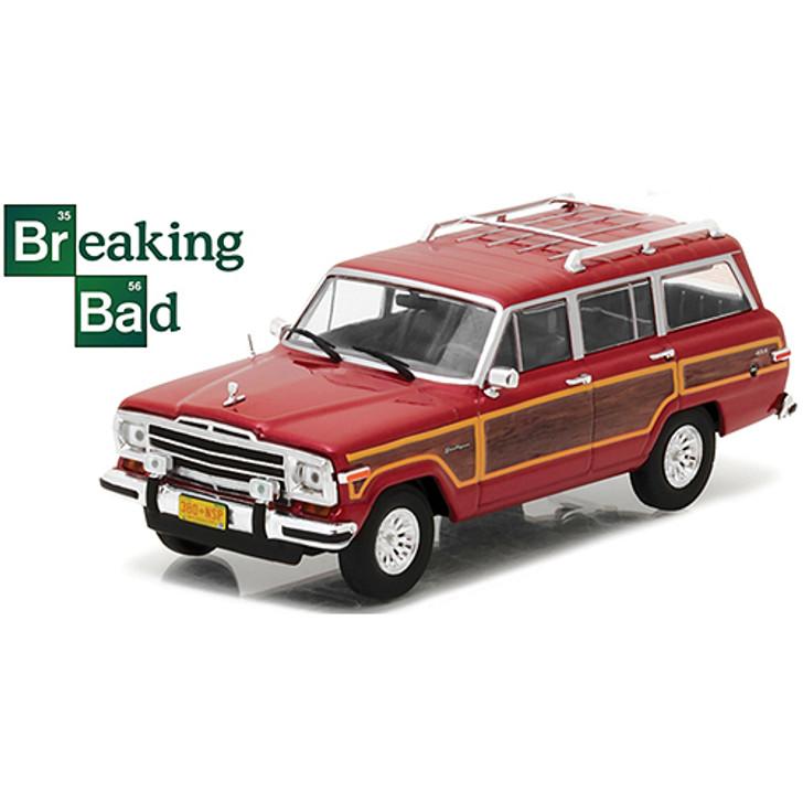 Breaking Bad Skylar White's 1991 Jeep Grand Wagoneer Main Image
