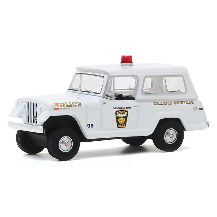 1969 Kaiser Jeep Jeepster - Toledo, Ohio Police Main Image